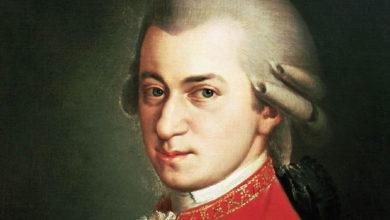Mozart`s secret