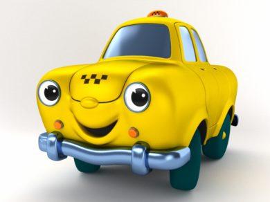 Отзыв таксиста наполненного любовью
