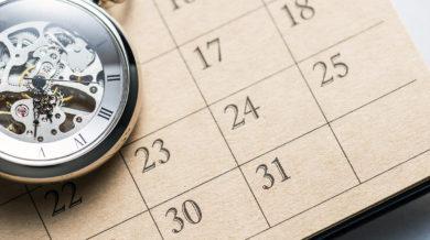 Расписание мероприятий Рами на 2020 год