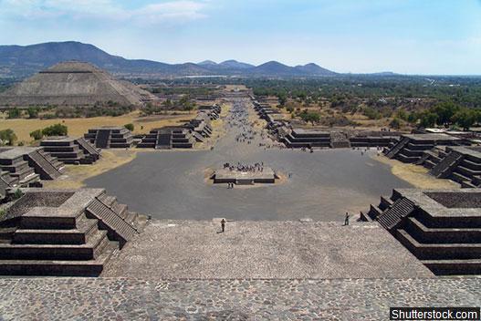 Шесть неразгаданных тайн древних цивилизаций