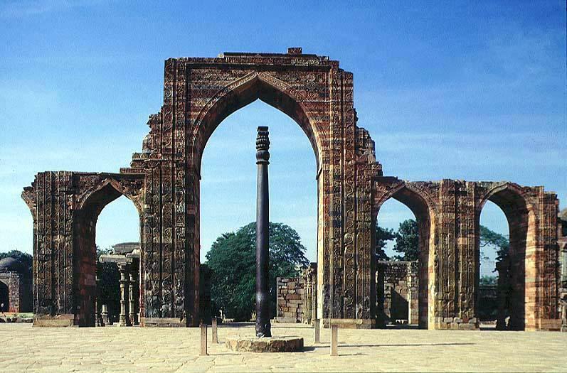 Древняя Индия: Тайна нержавеющего металла