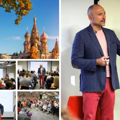 Рами Блект в Москве 9, 10 и 11 июля