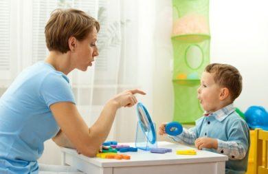 Речевое развитие детей