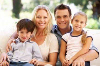 Гармоничные семьи основаны на духовном развитии