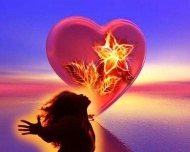 Растворение в любви