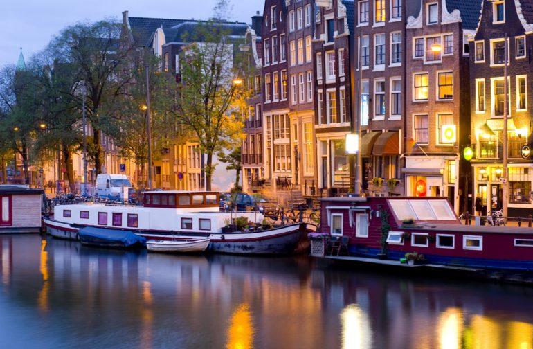 Тренинг Рами в Амстердаме 23 июня