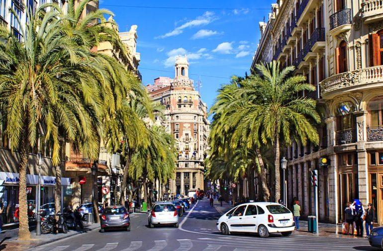 Рами и Марина Блект в Испании 16-17 ноября