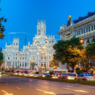 Рами Блект в Мадриде 16 мая