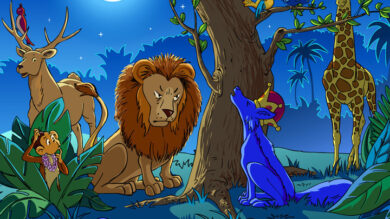 Панчатантра — сказки для детей