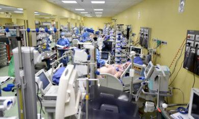 Рассказ медсестры США о коронавирусе