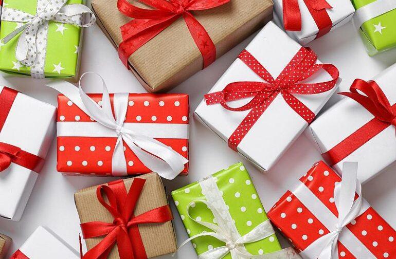 Подарки Рами к Новому Году